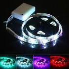 Battery Operated RGB LED Strip Light Kit 20 inches AA Battte