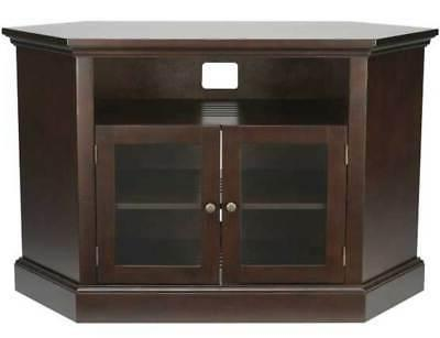 "Sanus BFAV48-CH1 Basic Foundations 48"" Wood Corner TV Stand"