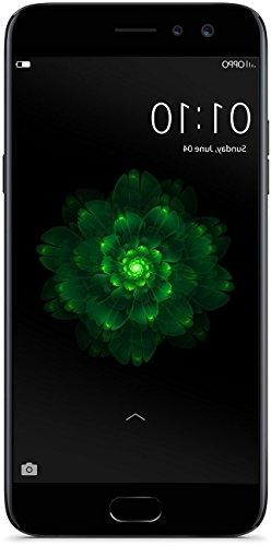 New OPPO F3 Black Unlocked Dual SIM--4GB RAM-13 MP Camera-5.
