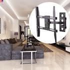 Full Motion TV Wall Mount Swivel Bracket For Most VESA 26 -
