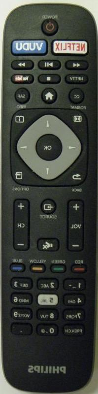 Brand New Original PHILIPS NH500UP Smart TV Remote-Genuine P