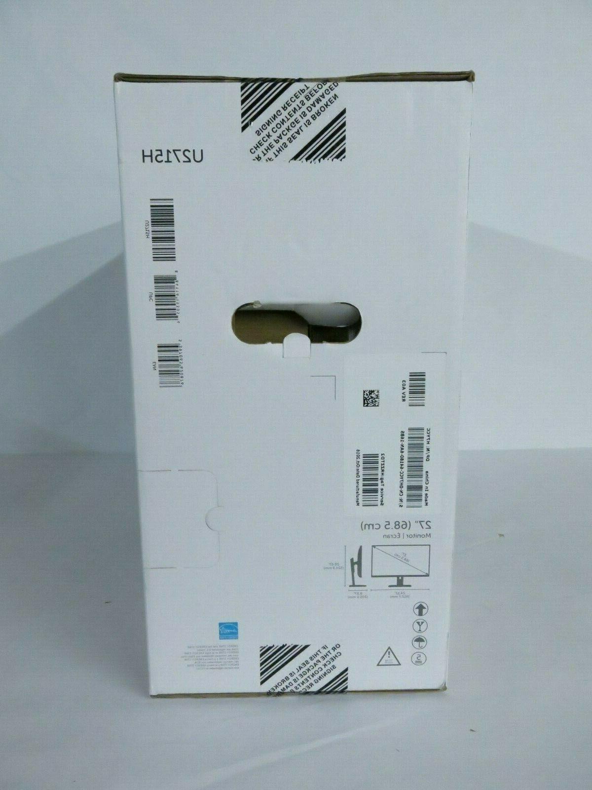 """Brand Dell U2715H 27"""" LCD Monitor - Box"""