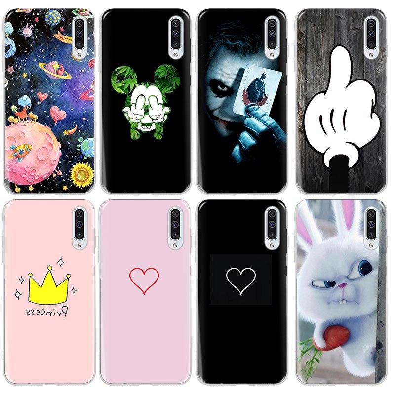 Cartoon Minions Cases Samsung Galaxy A20 A10 A 30 20 <font><b>40</b></font> 10 70 Phone