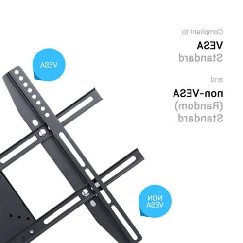 """Ceiling TV Mount Fits """" 46"""" 50"""" 55"""" 65"""" For LCD LED"""