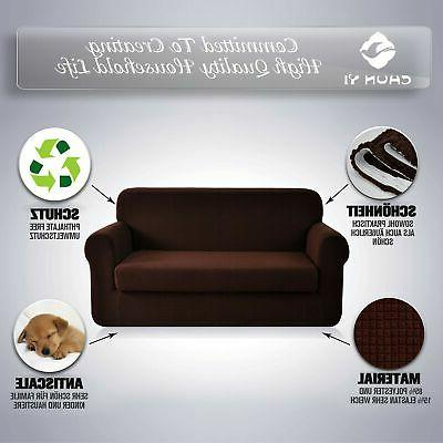Chunyi 2-Piece Spandex Sofa