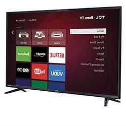 """TCL  48"""" 1080p 120Hz CMI Smart LED Backlit Roku TV - 48FS375"""