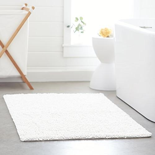 Pinzon Cotton Looped Backing - 30 50 White