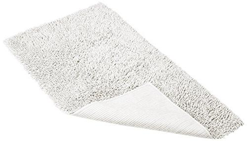 Pinzon 100% Bath Rug Non-Slip Backing 50 inch,