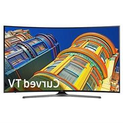 Samsung 55 Inch Curved 4K Ultra HD Smart TV UN55KU6500F UHD