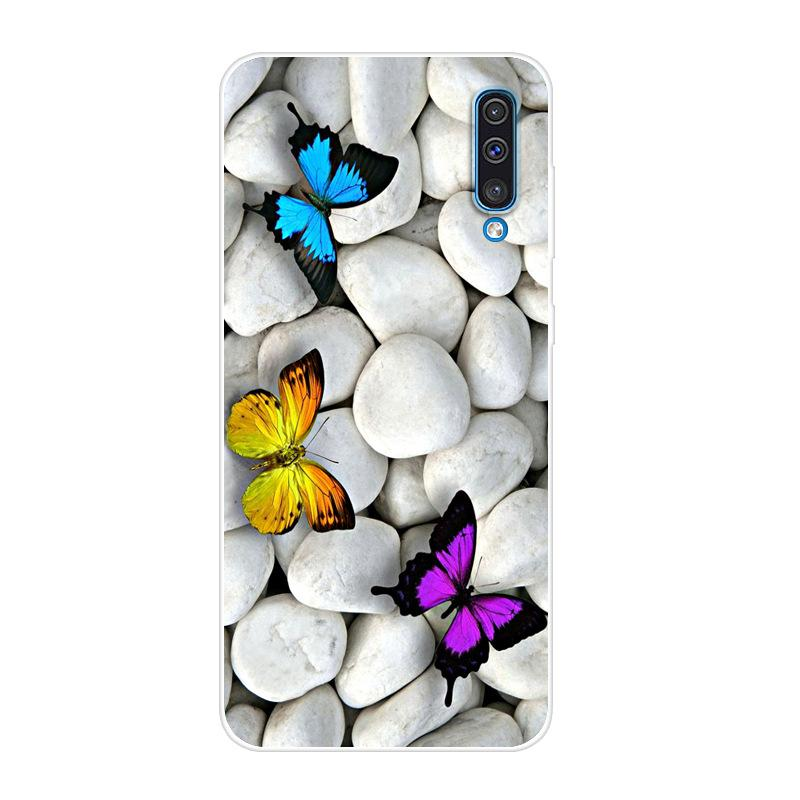 A50 Case Silicone Soft TPU For A50s A505F A505 A