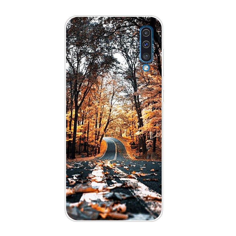 D A50 Case Soft For Coque Galaxy A50s A505F
