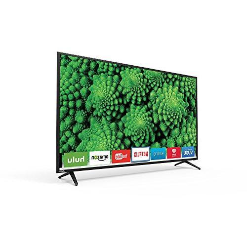 VIZIO D50F-E1 LED 120 Wi-Fi Smart TV,