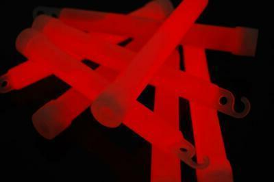 DirectGlow Count Red Jumbo Sticks Hour
