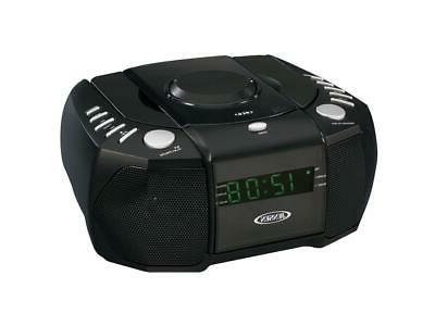 dual alarm clock am fm stereo radio