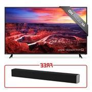 "E60-E3 Smartcast E-Series 60"" 4K Ultra HD Display with FREE"