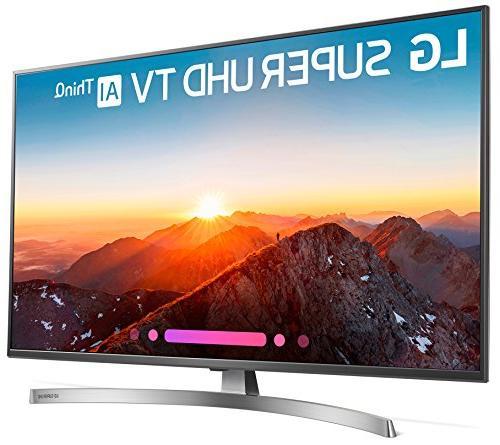 LG 4K Ultra HD Smart LED