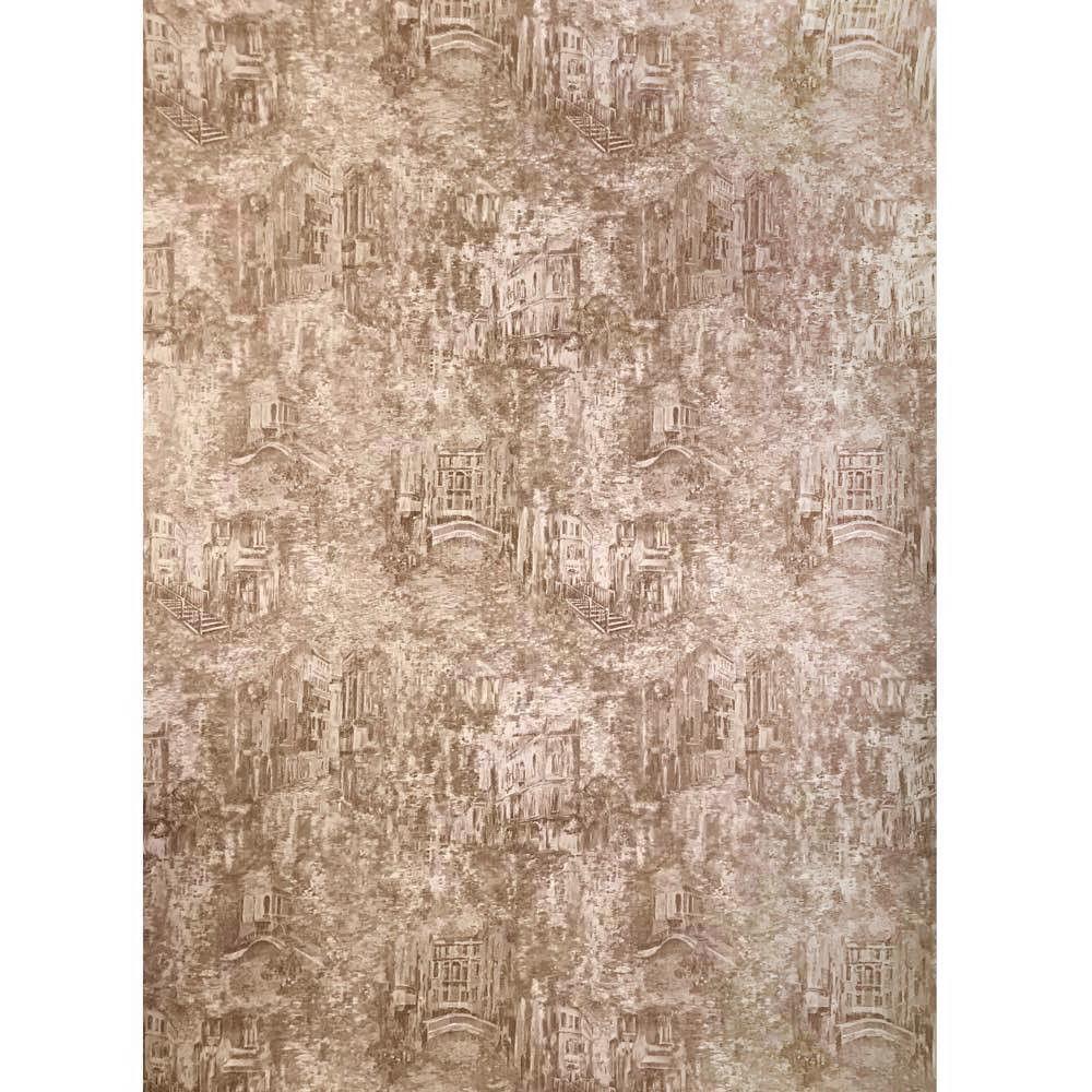 Faux Wallpaper
