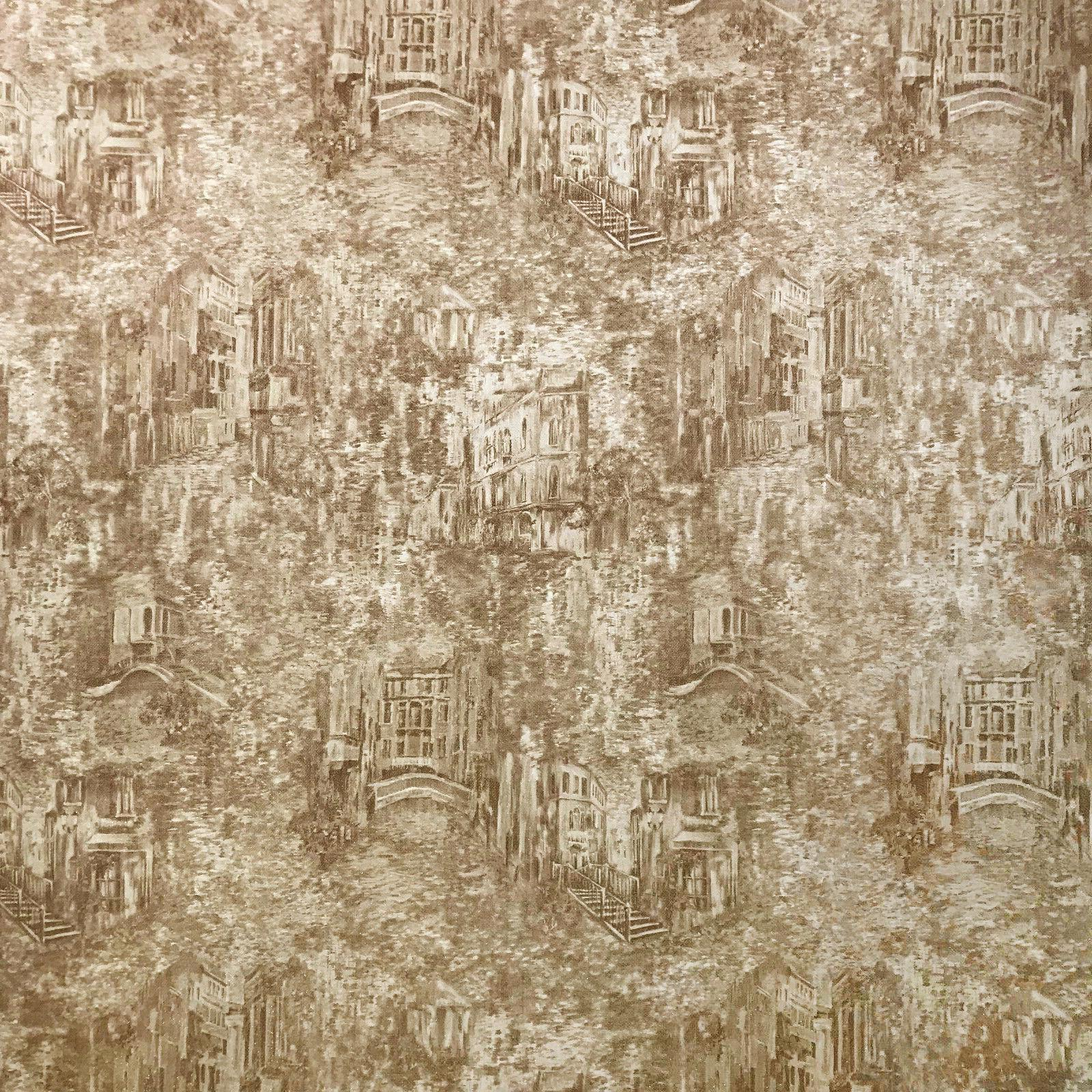 Faux Wallpaper roll textured Vintage