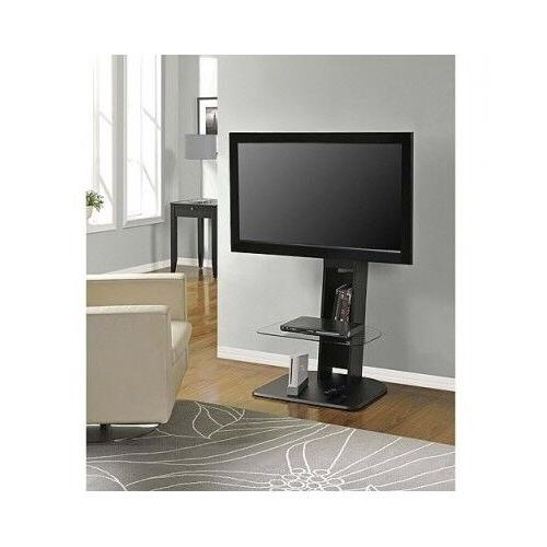 Flat Panel TV Stand Mount Entertainment Units Furniture Tele