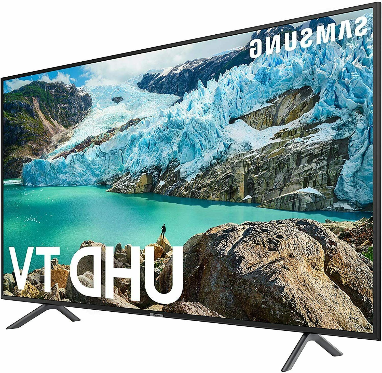Samsung Flat 4K Ultra HD Smart with HDR Alexa