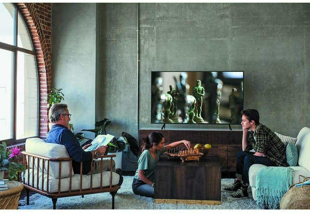 Samsung Flat 50-Inch 4K UHD 7 Series Ultra HD with HDR