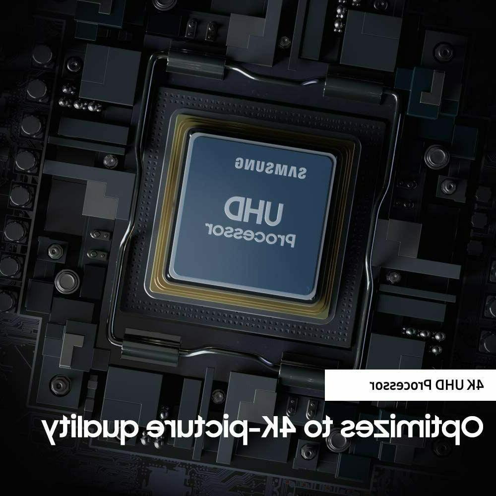 Samsung Flat 4K UHD Ultra HD Smart with HDR Alexa