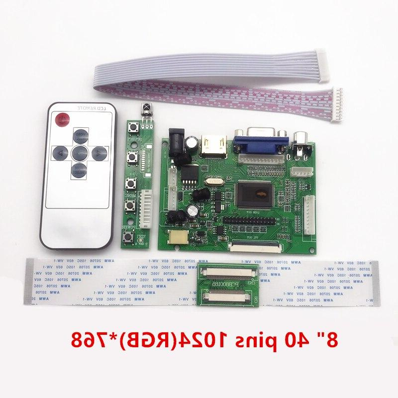 skylarpu <font><b>LCD</b></font> Controller 2AV AT070TN90 94 Automatically Pi Driver Board