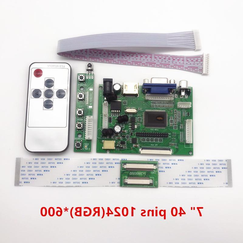 skylarpu TTL LVDS Controller Board 2AV <font><b>50</b></font> PIN for Automatically Board