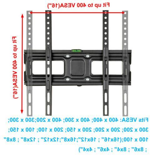 Full Motion TV Mount Bracket LED LCD Screen