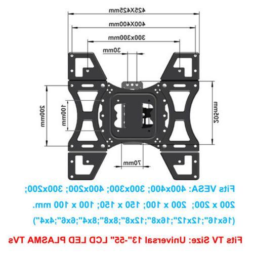 13 55 LCD LED TV Mount Full 32 43 50 55