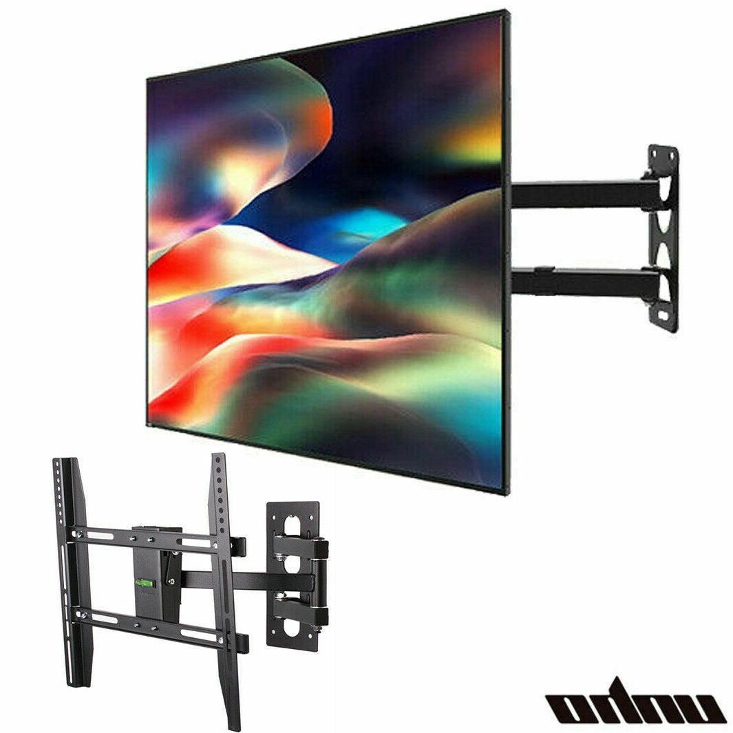 full motion tv wall mount swivel