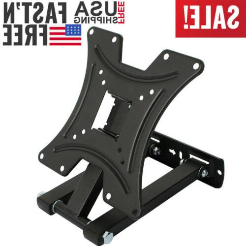 Full Motion TV Wall Mount Swivel Bracket 32 40 42 47 50 Inch