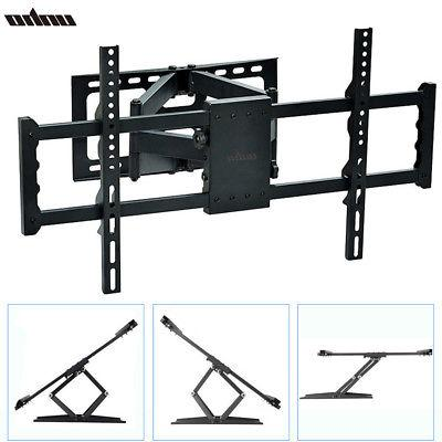 """32-85"""" Full Motion TV Wall Mount Articulating Tilt Bracket S"""