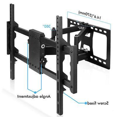Full Motion Mount Bracket Swivel for TCL 32-85