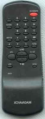 Funai-Symp Remote Control Part # Na386Ud