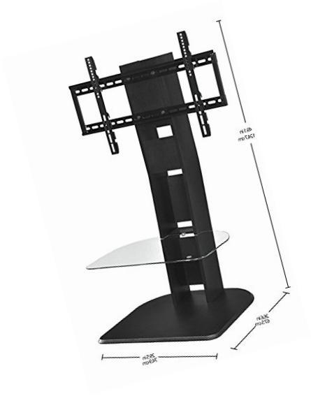 Ameriwood Home Stand TVs up Black
