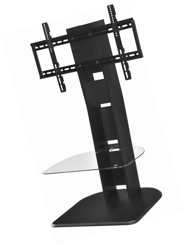 Ameriwood Home TV Stand Mount TVs up Black