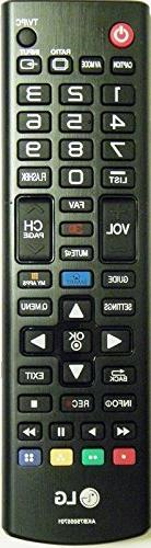 Lg AKB75055701 Television Remote Control Genuine Original Eq