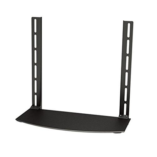 Impact Mounts GLASS SHELF ABOVE OR UNDER TV WALL MOUNT BRACK