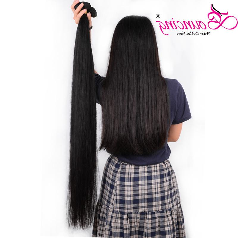 Bouncing 36 38 <font><b>Inches</b></font> Long <font><b>Inch</b></font> Brazilian Hair