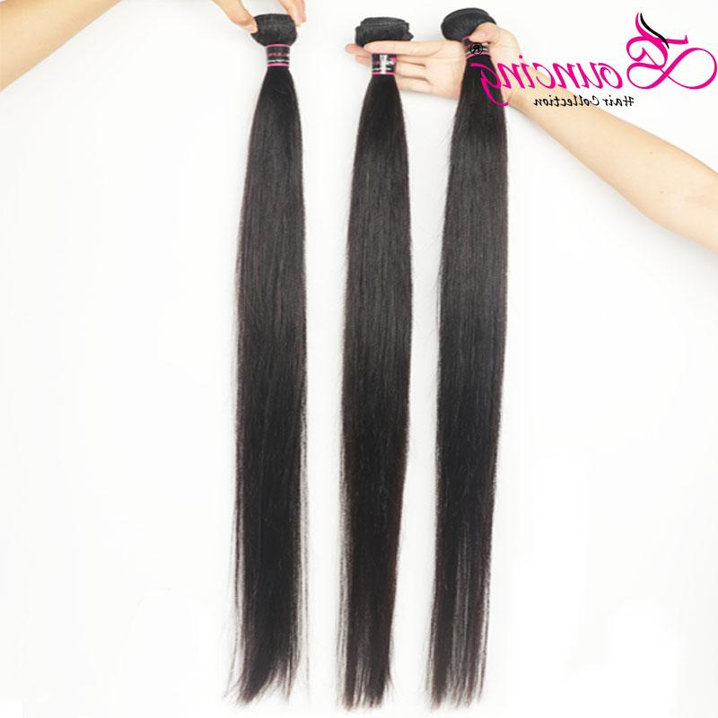 Bouncing Hair 34 <font><b>Inches</b></font> Long Hair Brazilian Ratio Hair For