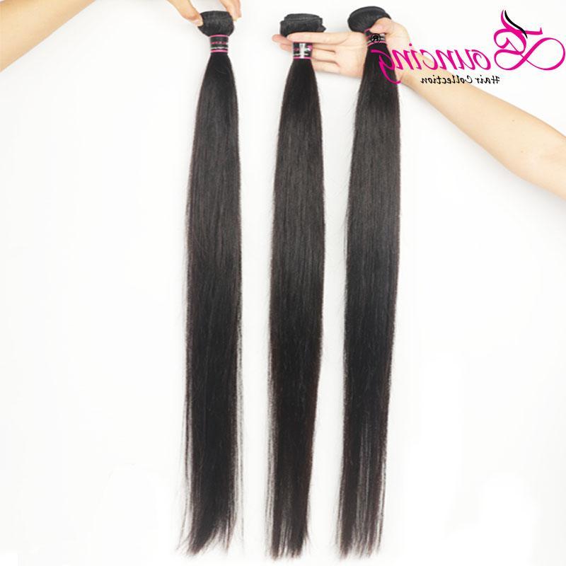 Bouncing Hair 34 <font><b>Inches</b></font> Long Hair Brazilian Ratio Hair For