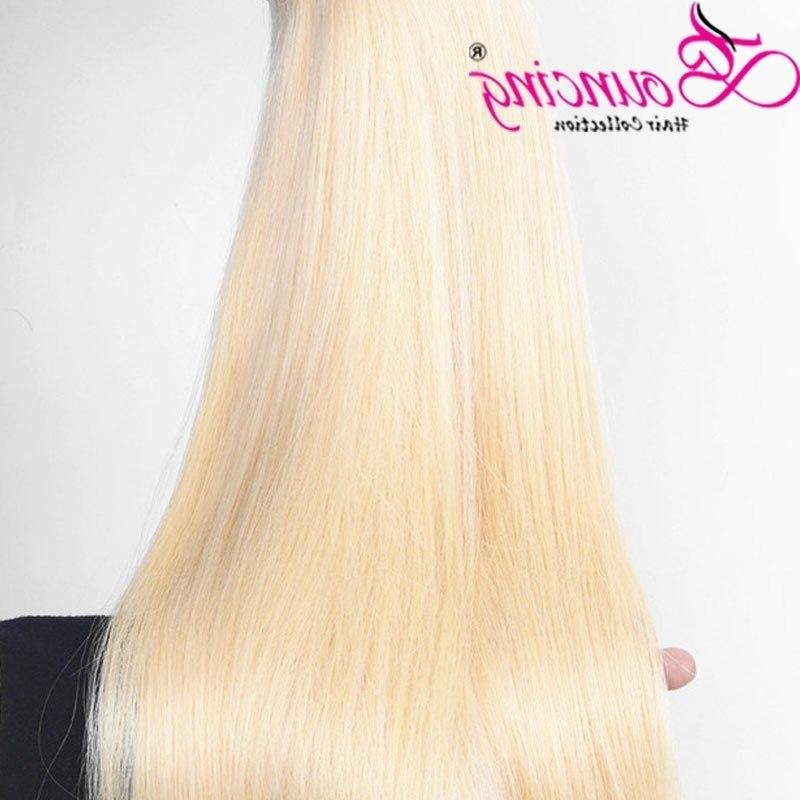 Bouncing Human Hair Remy 40 42 44 48 <font><b>Inch</b></font> Brazilian Bundles