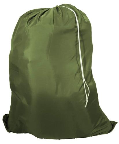 heavy duty 40inx50in nylon laundry bag olive