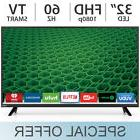 "VIZIO 32"" Inch 1080p FULL HD 60Hz LED FHD Smart TV w/ 2 HDMI"