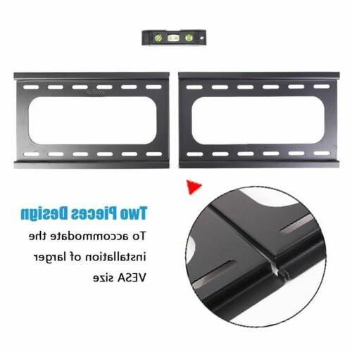 Jumbo Slim TV Bracket Inch Flat LED