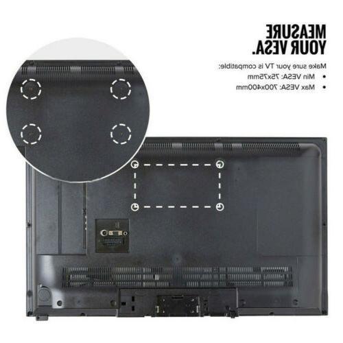 Jumbo Profile Slim TV Wall Mount Bracket For Flat LED