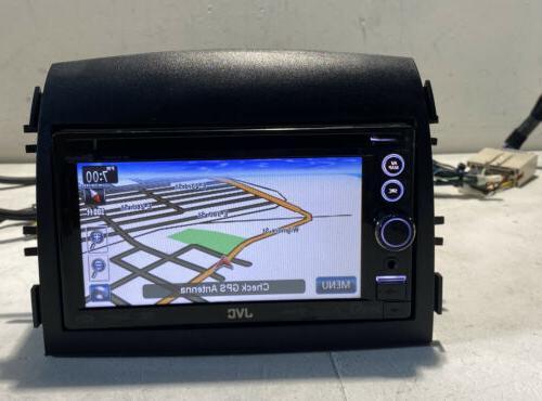 JVC Dual HD with Navigation