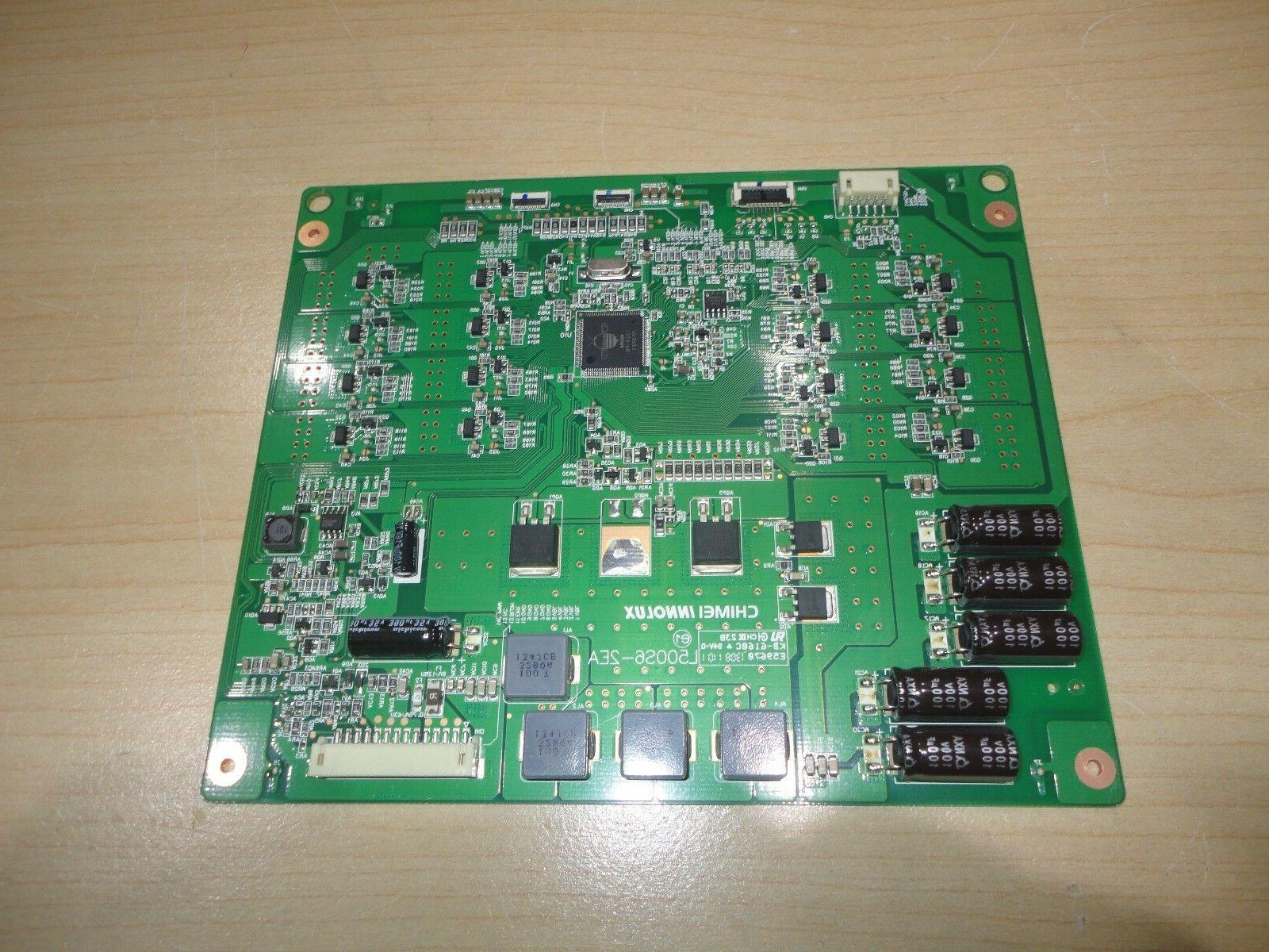 led driver board l500s6 2ea pulled from