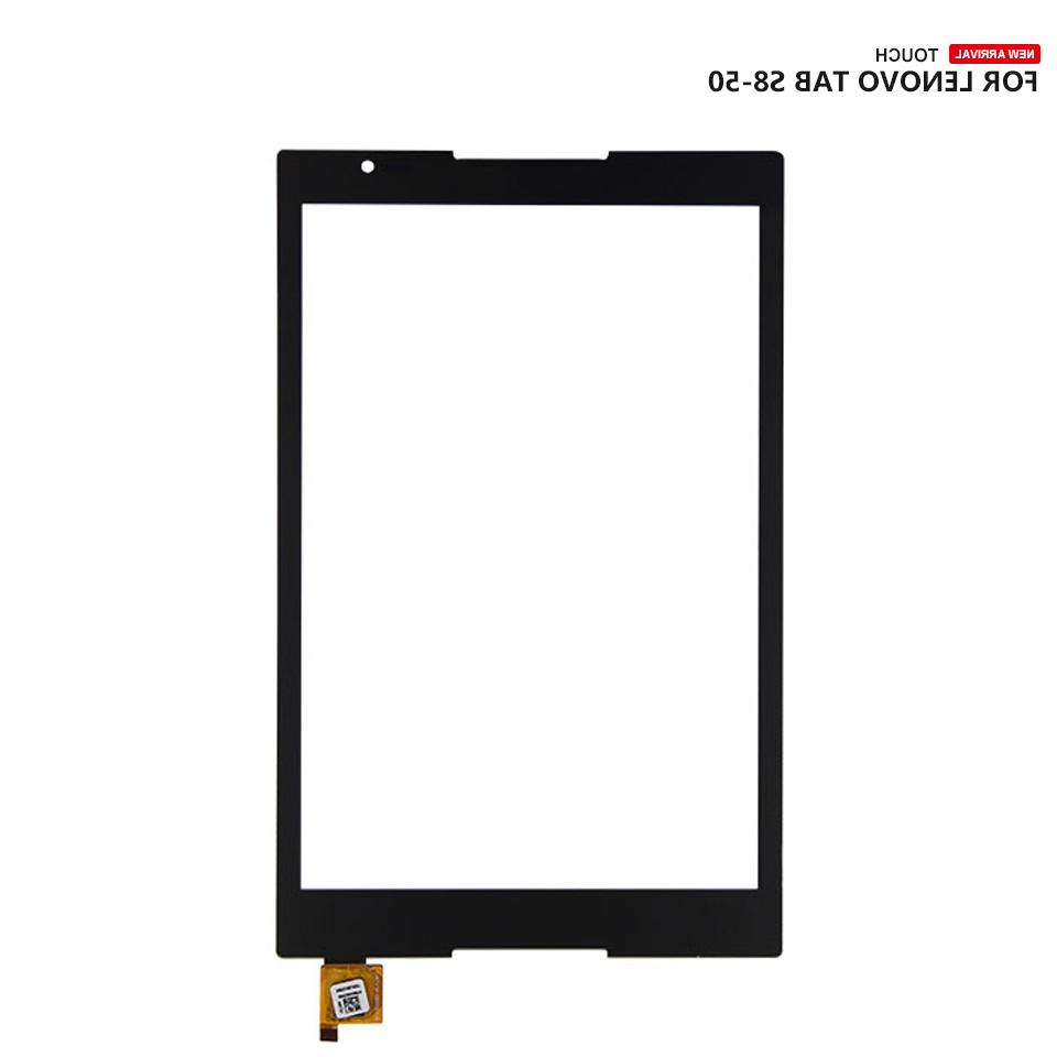 For S8-50L S8-<font><b>50</b></font> Display Screen Glass Assembly Parts Free Tools